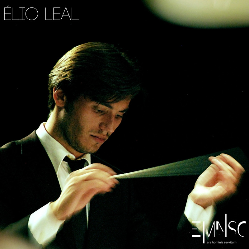 Élio Leal, Crescer com a Música