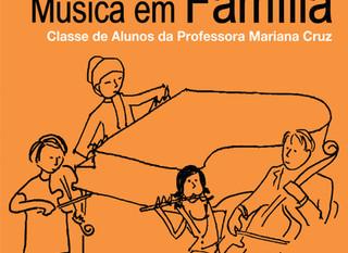 Música em Família | Classe de alunos da professora Mariana Cruz