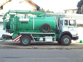 Recuperation des eaux vannes et usées sur les sites de Kamsar et Tinguilinta de Guinea Alumina Corpo