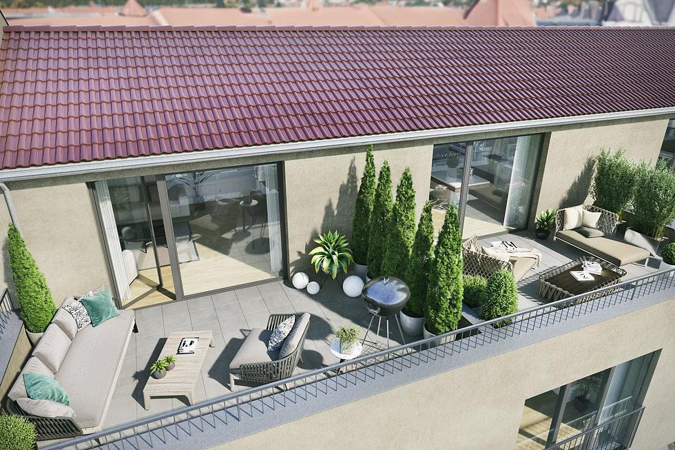 Dachterrassenansicht_Lößnitzstraße 23a.j
