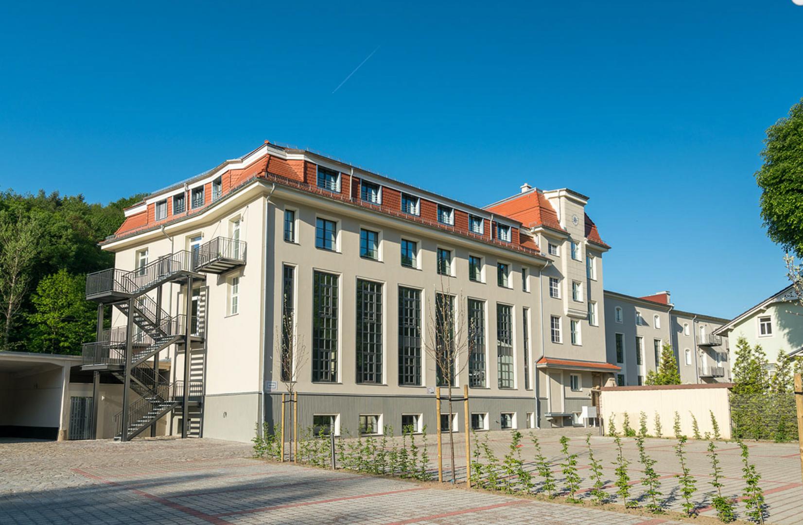 Ehemalige Brotfabrik Dresden