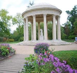 Temple of Love, Petit Trianon