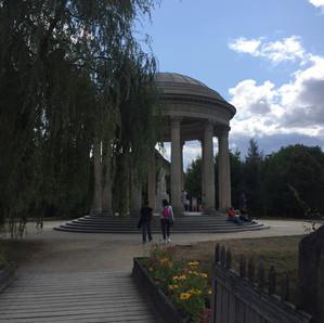 Sisterhood of the Rose - Temple of Love, Paris