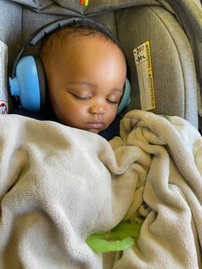 Prototypical Sleeping Angel