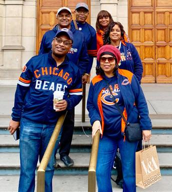 Kyles's Chicago Bears London 2019 #2