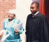 .Ricky Kyles Graduaton Day, May 1986