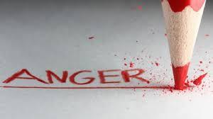 Evangelicals & Anger