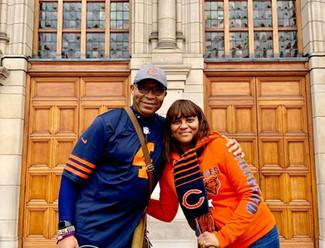 Kyles's Chicago Bears London 2019 #