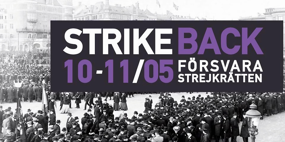 Lund: The Welfare State, Socialism and the Strike Law