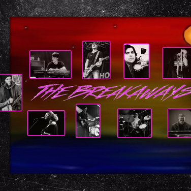 The Breakaways Tour Poster