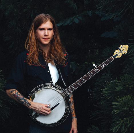 Jacob Panic Banjo 1
