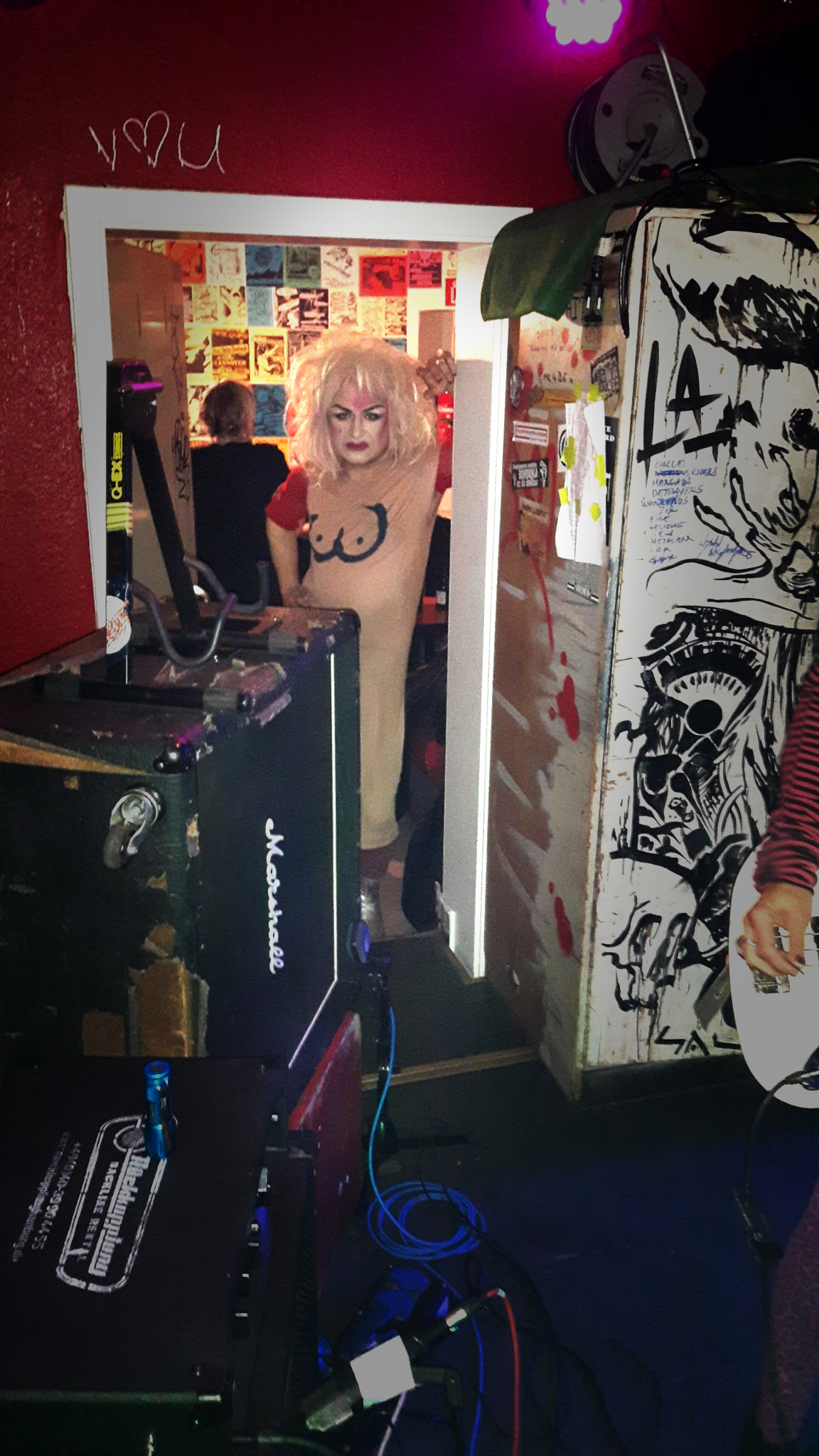 Anita_backstage