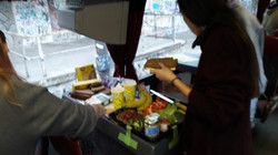 bus catering