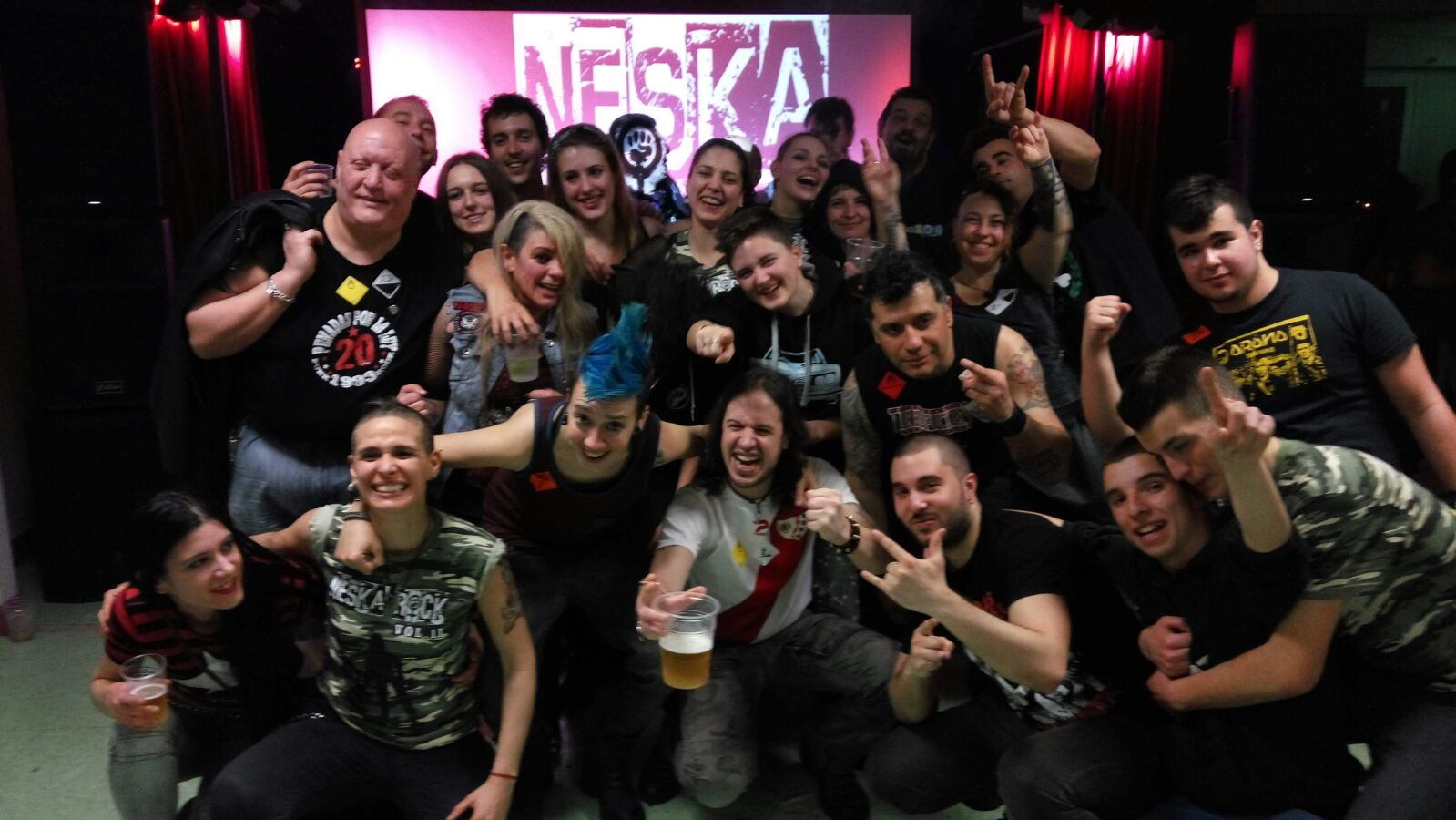Neska Rock- where it all started
