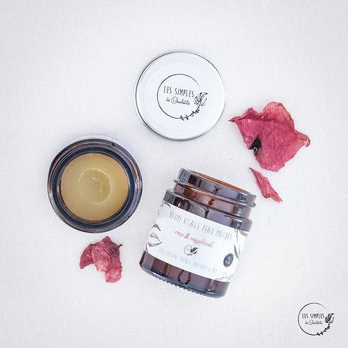 Baume visage peau mature - rose & coquelicot - 30ml