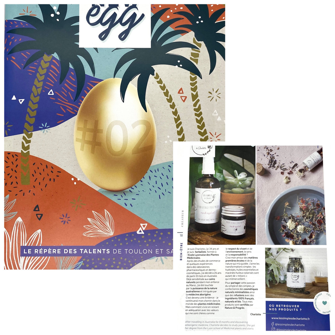 Magazine NEW EGG