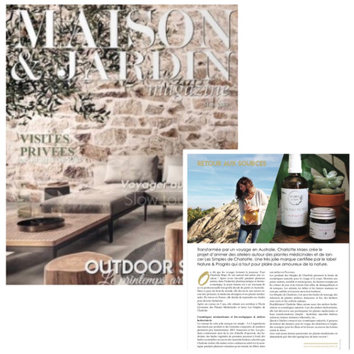 Magazine MAISON ET JARDIN