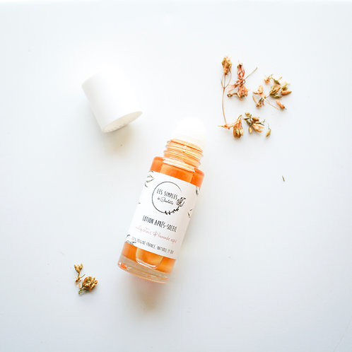 Healing massage oil 1.76oz - St-John's wort and spike lavender
