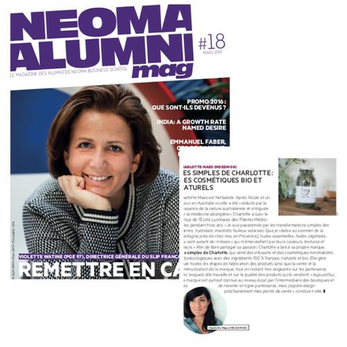 Magazine NEOMA BUSINESS SCHOOL