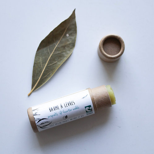 Baume à lèvres - propolis & laurier noble - 14ml