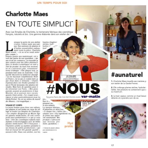 Magazine #NOUS VAR MATIN