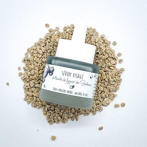Sérum visage - huile de figuier de Barbarie du Maroc - 15ml