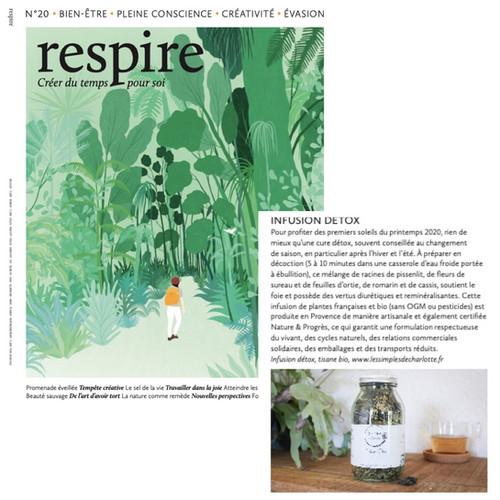 Magazine RESPIRE