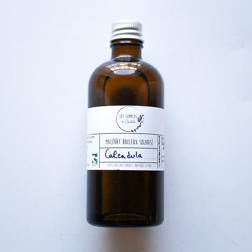 Solar infused oil - calendula