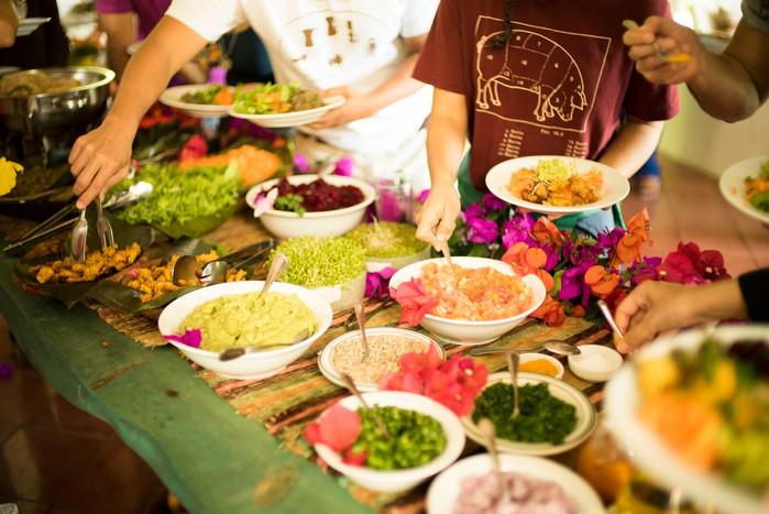 Cocina con el espíritu de La Montaña Azul en Bogotá