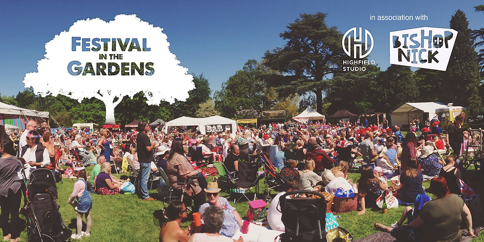 Festival In The Gardens