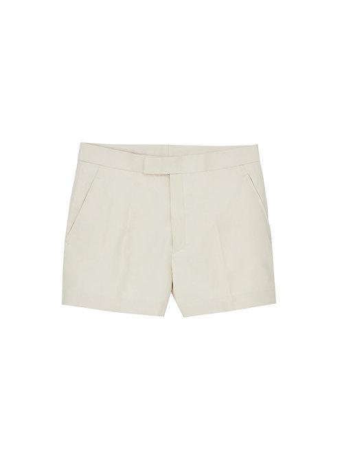 Off White Summer Shorts