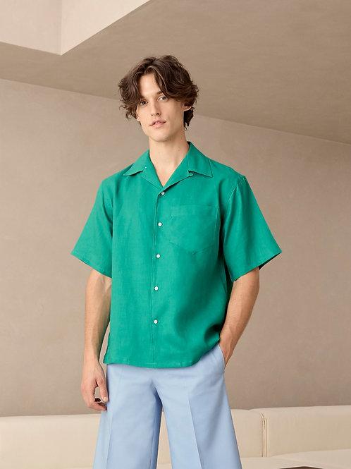 Green Havana Shirt