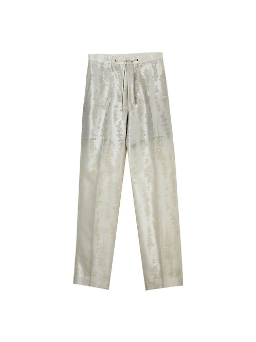 Off White Technical Silk Trousers