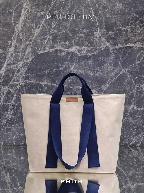 PITH Tote Bag - Navy Blue