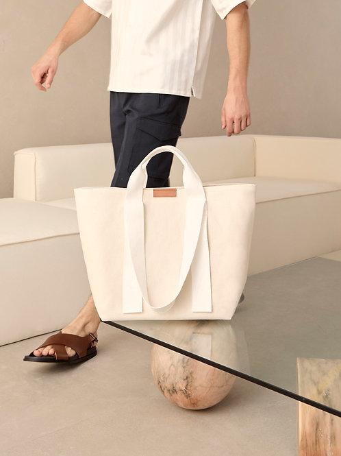 PITH Tote Bag - White