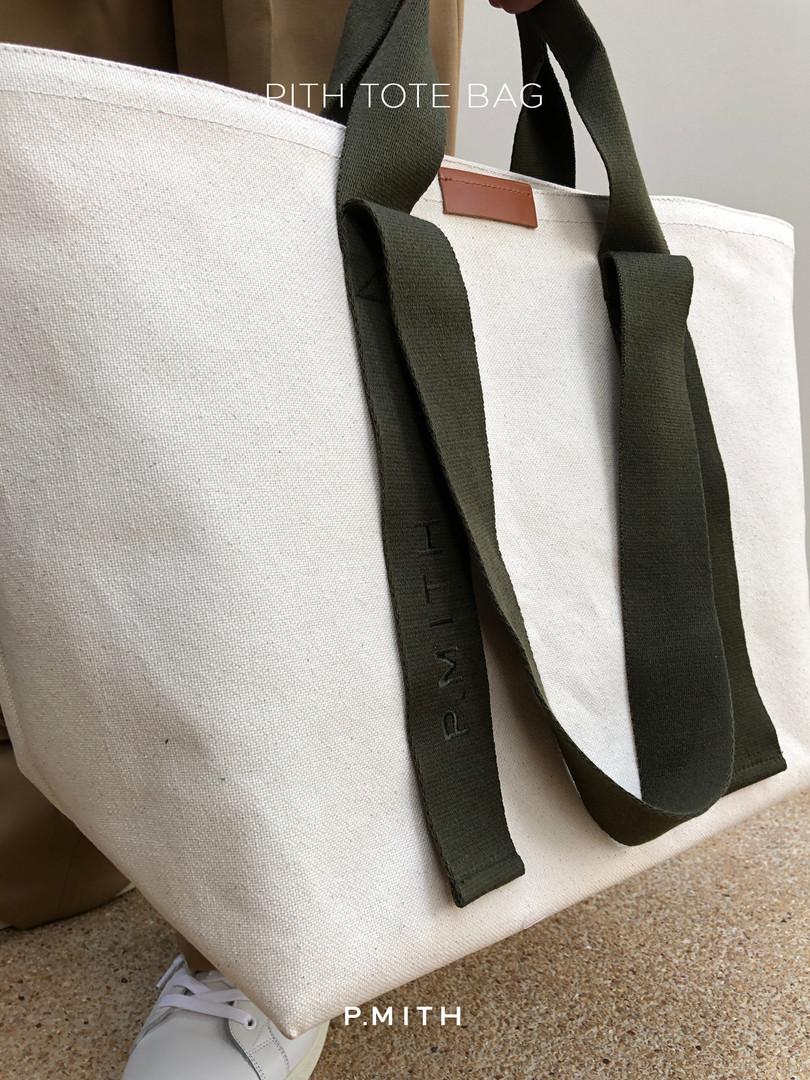 PITH TOTE BAG