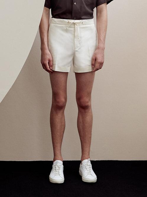 Ivory summer shorts