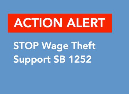 ACTION ALERT: Support CRLAF Sponsored SB 1252 (Bradford)