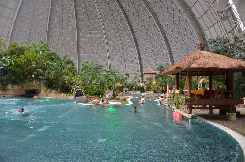 Tropical Islands - 2013