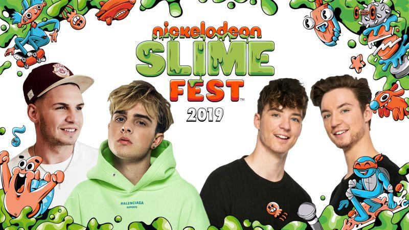Movie Park Germany - Nickelodeon SlimeFest
