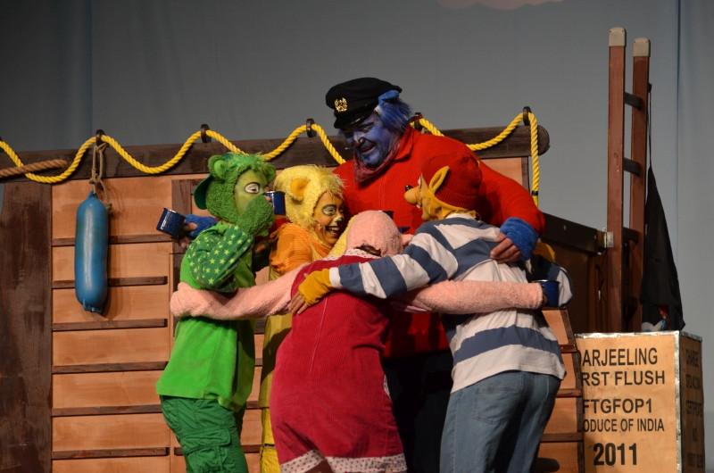 Käpt'n Blaubär – Das Kinder-Musical