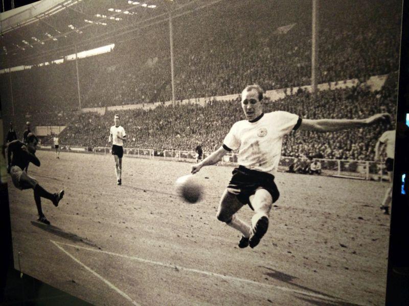 Deutsches Fussballmuseum – 50 Jahre Wembley