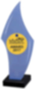 WOP Award Trophy 2017