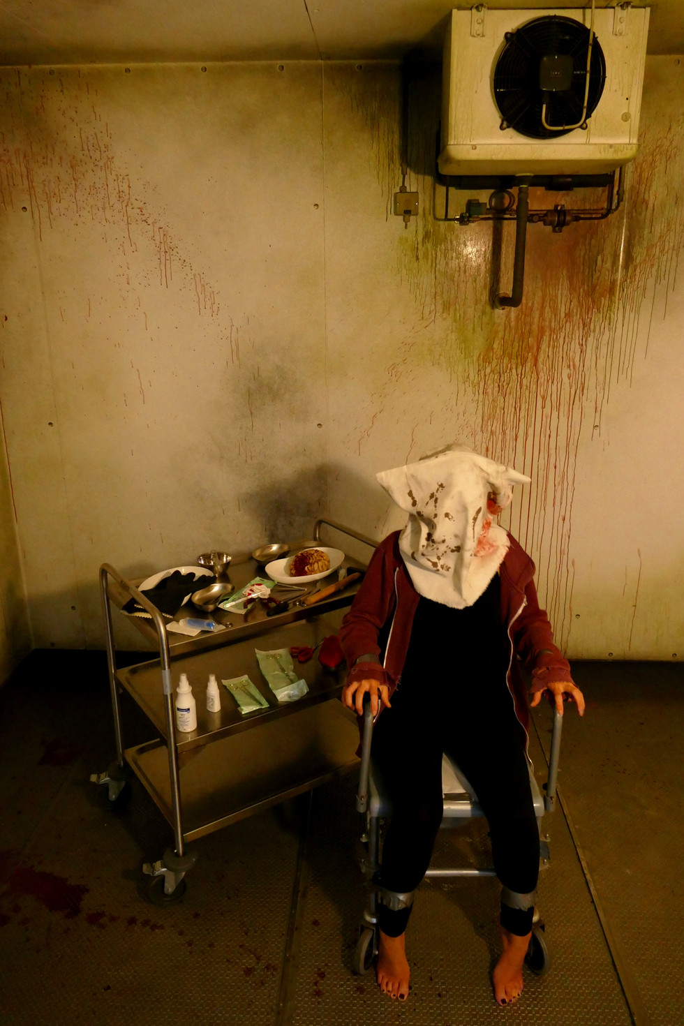 "Movie Park Germany - Halloween Horror Fest - neue Maze ""Hostel"""