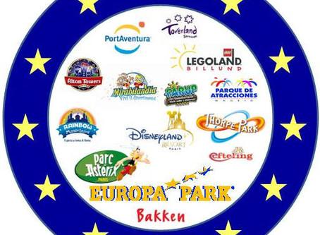 Freizeitpark-Neuheiten in Europa 2012