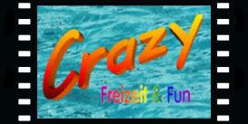 """""""CRAZY"""" - Freizeit und Fun"""