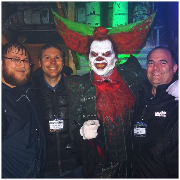 Walibi Holland – Halloween Fright Nights 2017