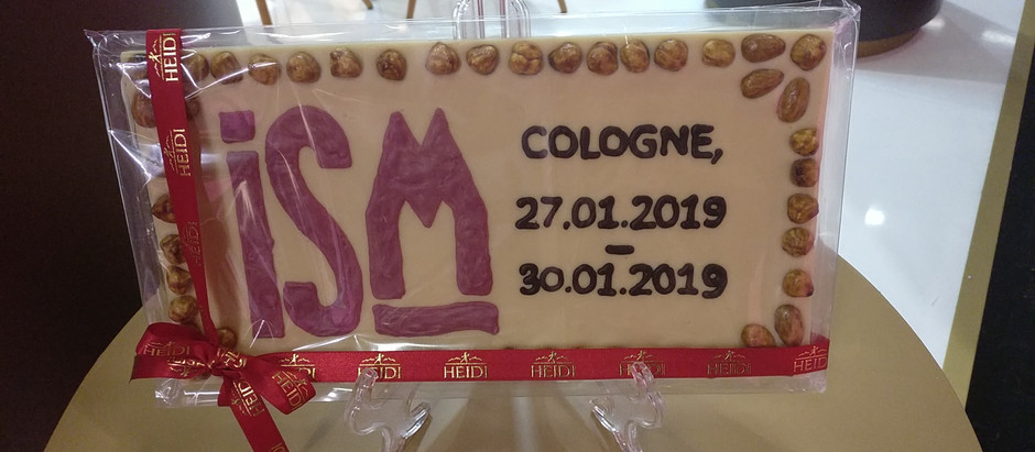 ISM Cologne 2019 - Internationale Süßwarenmesse