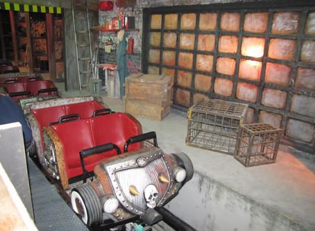 Movie Park Germany 2011 - Van Helsing's Factory