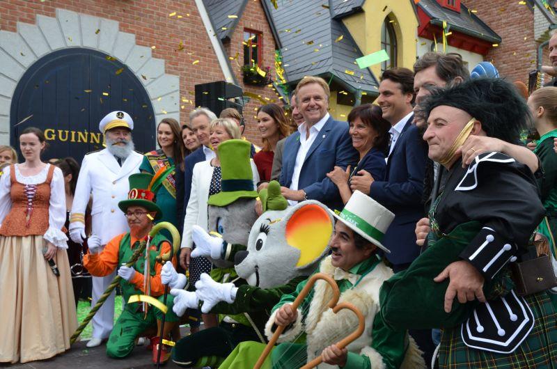 Europa-Park 2016 – Eröffnung Themenbereich Irland